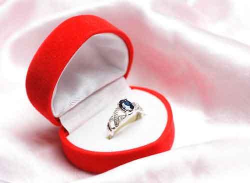16 Hochzeitstag Saphirhochzeit Geschenke Sprüche